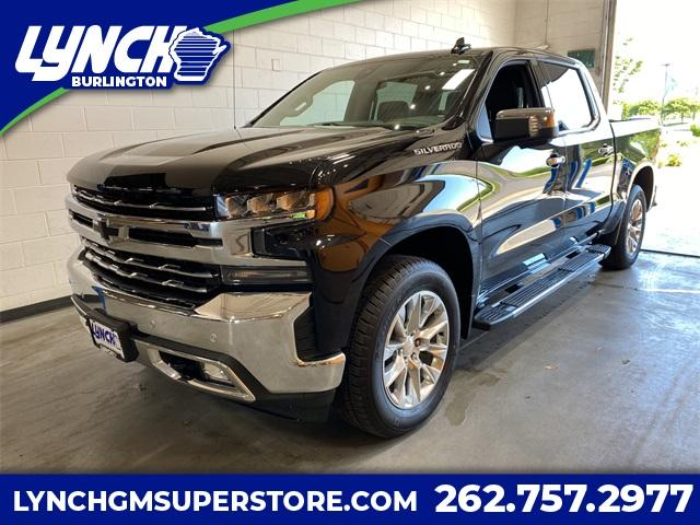 2020 Chevrolet Silverado 1500 Vehicle Photo in Burlington, WI 53105