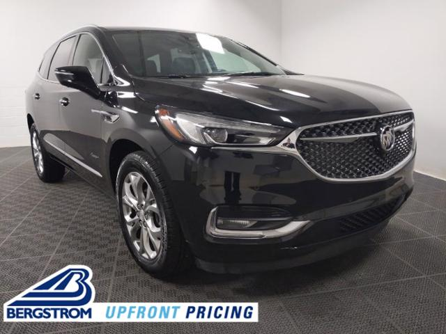2020 Buick Enclave Vehicle Photo in APPLETON, WI 54914-4656