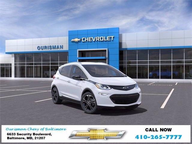 2021 Chevrolet Bolt EV Vehicle Photo in BALTIMORE, MD 21207-4000
