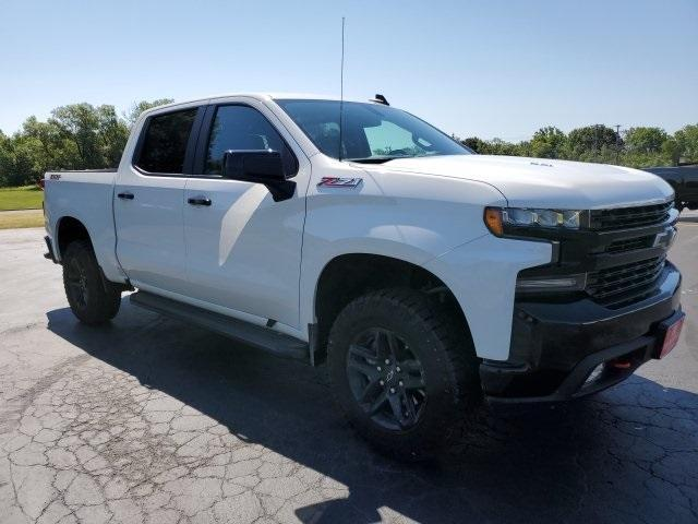 2020 Chevrolet Silverado 1500 Vehicle Photo in Depew, NY 14043