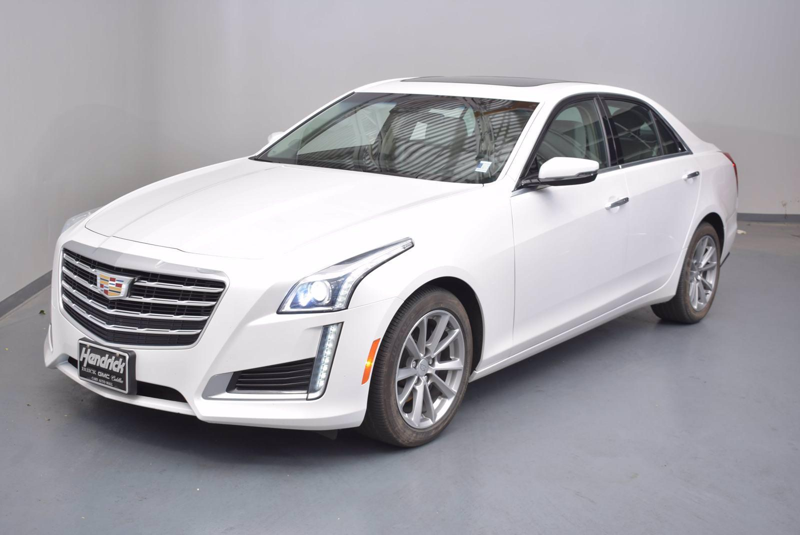 2019 Cadillac CTS Sedan Vehicle Photo in Cary, NC 27511