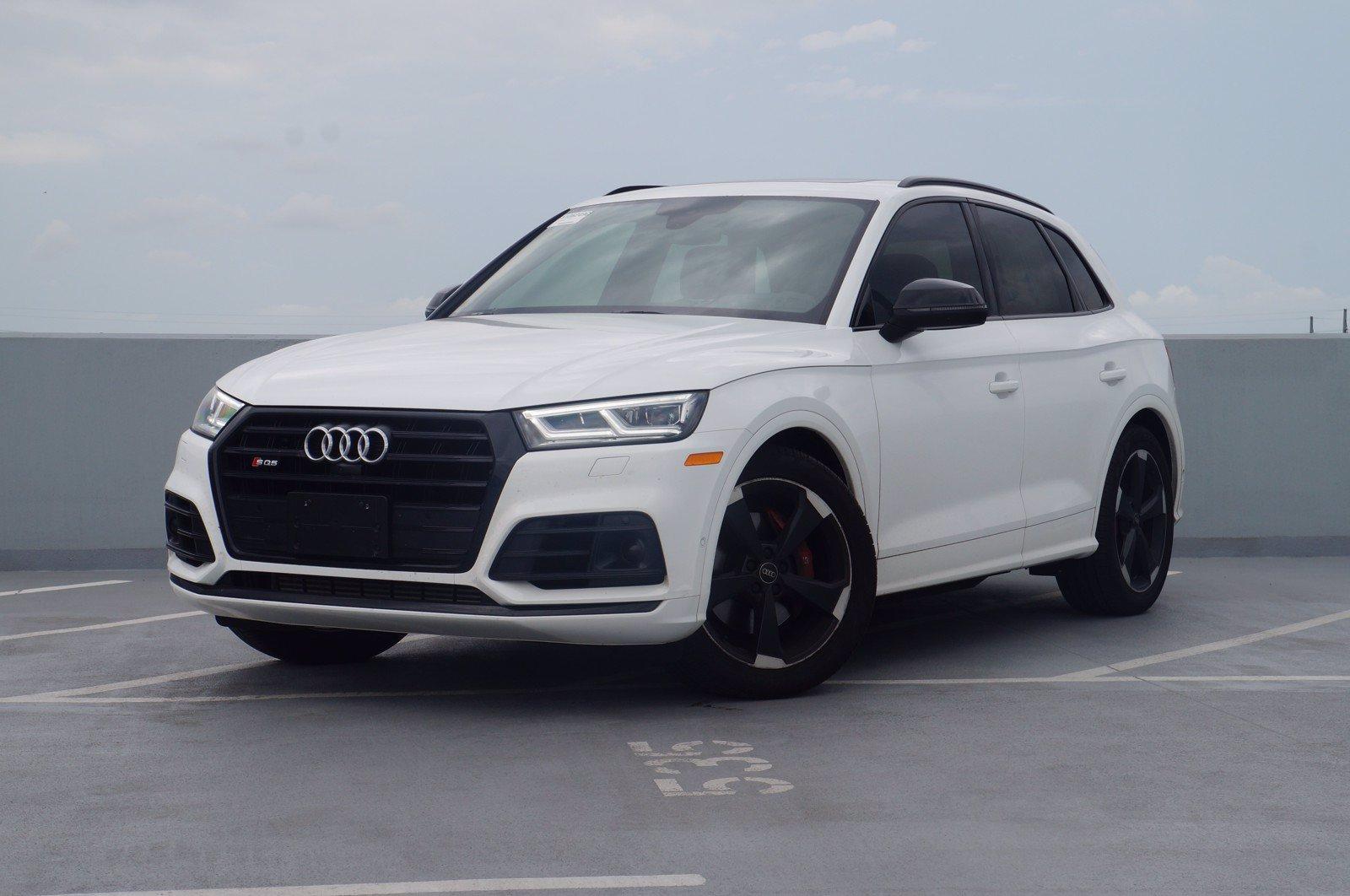 2020 Audi SQ5 Vehicle Photo in Austin, TX 78717