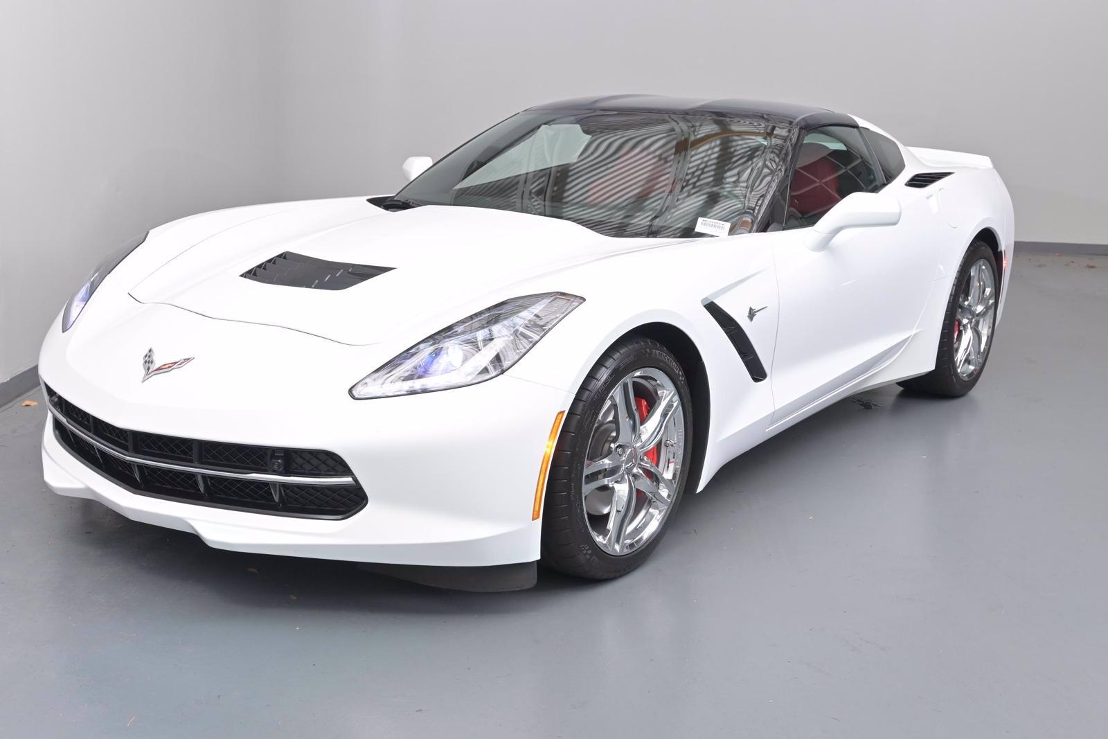 2016 Chevrolet Corvette Vehicle Photo in Cary, NC 27511