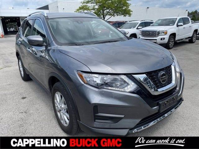 2020 Nissan Rogue Vehicle Photo in WILLIAMSVILLE, NY 14221-2883