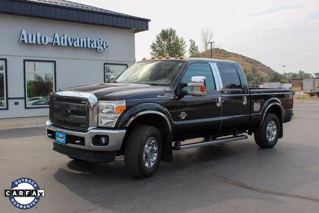 2013 Ford Super Duty F-250 SRW Vehicle Photo in Miles City, MT 59301-5791