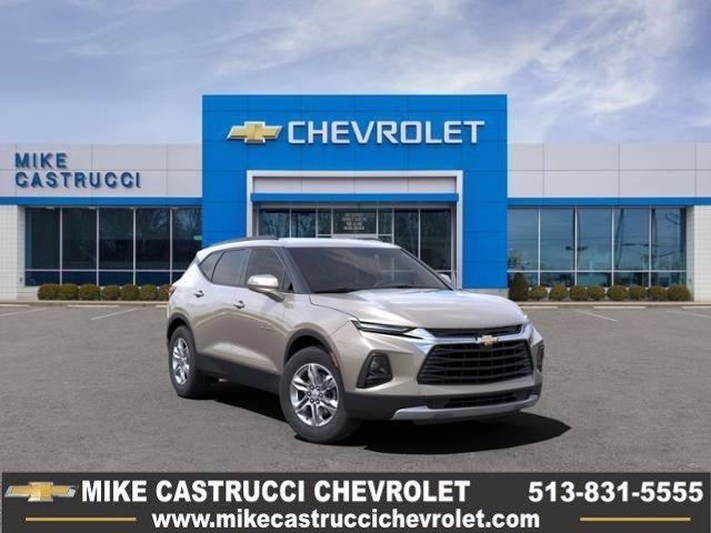 2021 Chevrolet Blazer Vehicle Photo in Milford, OH 45150