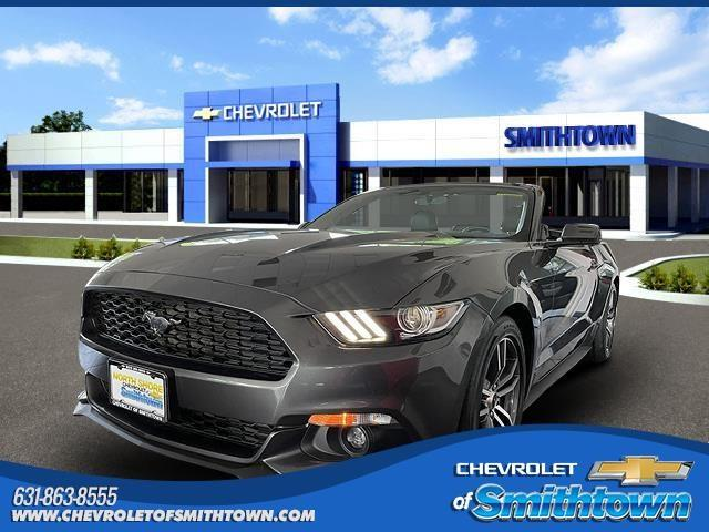 2017 Ford Mustang Vehicle Photo in Saint James, NY 11780