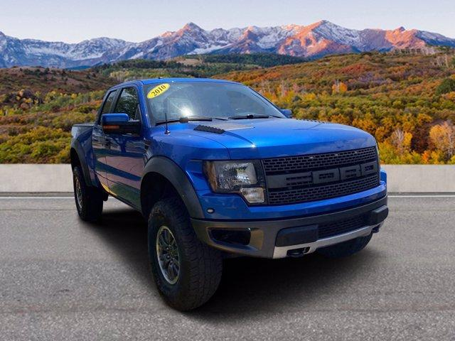 2010 Ford F-150 Vehicle Photo in Colorado Springs, CO 80905