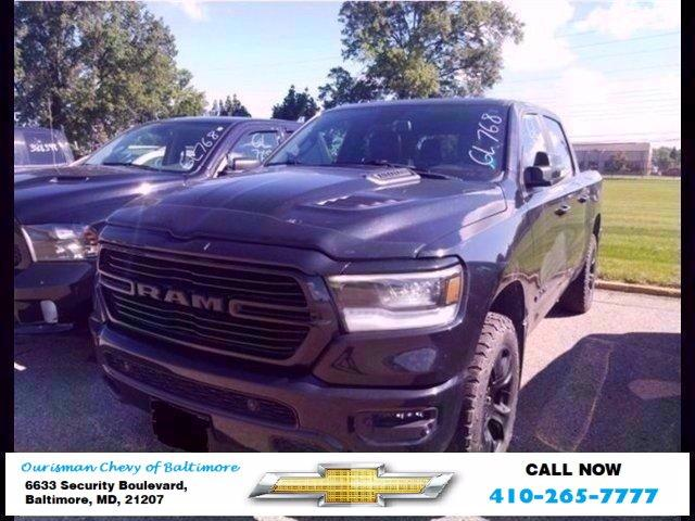 2019 Ram 1500 Vehicle Photo in BALTIMORE, MD 21207-4000