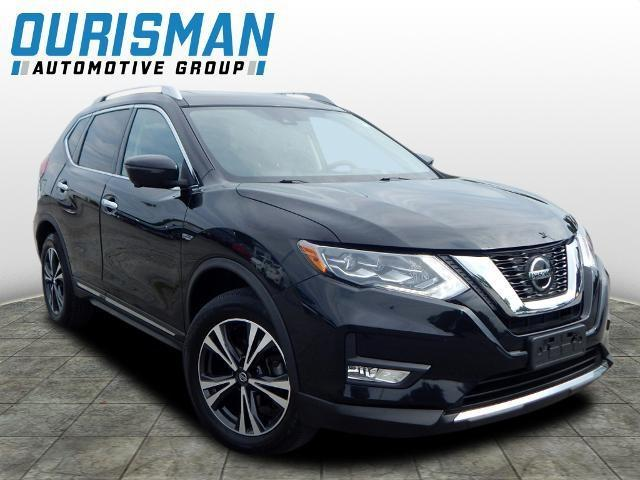 2018 Nissan Rogue Vehicle Photo in Rockville, MD 20852