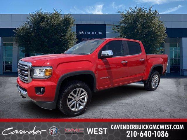 2016 GMC Canyon Vehicle Photo in San Antonio, TX 78254