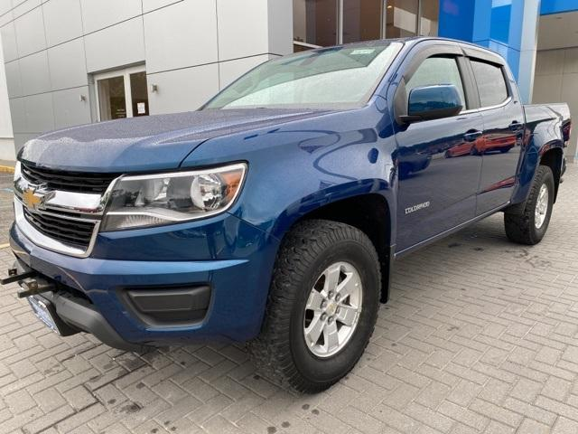 2019 Chevrolet Colorado Vehicle Photo in Pawling, NY 12564-3219