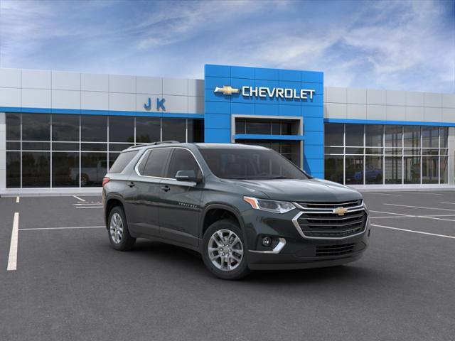 2020 Chevrolet Traverse Vehicle Photo in NEDERLAND, TX 77627-8017