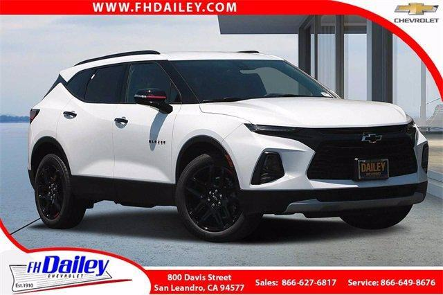 2021 Chevrolet Blazer Vehicle Photo in SAN LEANDRO, CA 94577-1512