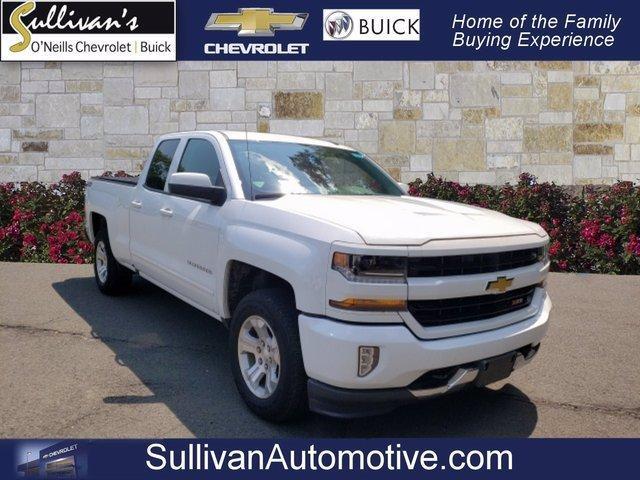 2018 Chevrolet Silverado 1500 Vehicle Photo in AVON, CT 06001-3717