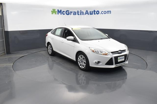 2012 Ford Focus Vehicle Photo in Marion, IA 52302