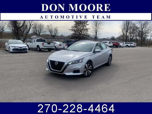 2021 Nissan Altima Vehicle Photo in Owensboro, KY 42301