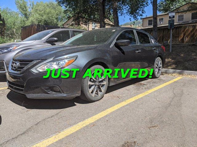 2017 Nissan Altima Vehicle Photo in Glenwood Springs, CO 81601