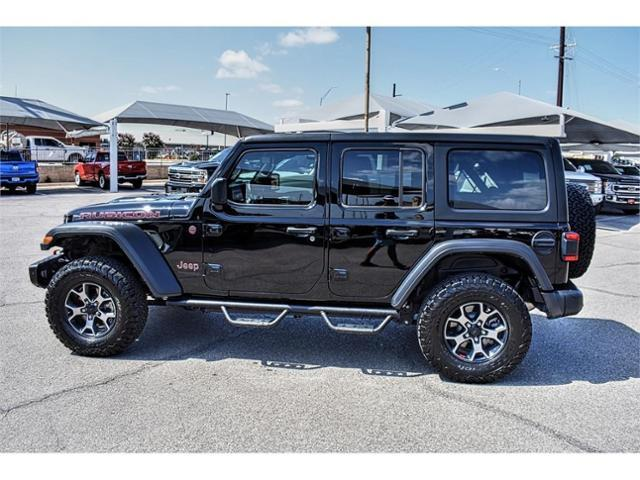 2019 Jeep Wrangler Unlimited Vehicle Photo in San Angelo, TX 76901