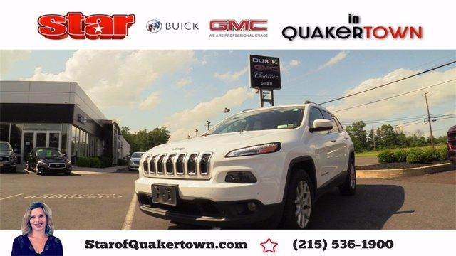 2016 Jeep Cherokee Vehicle Photo in QUAKERTOWN, PA 18951-2312