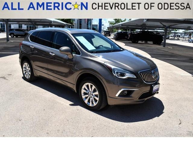 2017 Buick Envision Vehicle Photo in ODESSA, TX 79762-8186