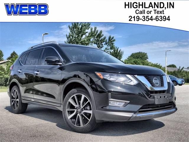 2017 Nissan Rogue Vehicle Photo in Highland, IN 46322