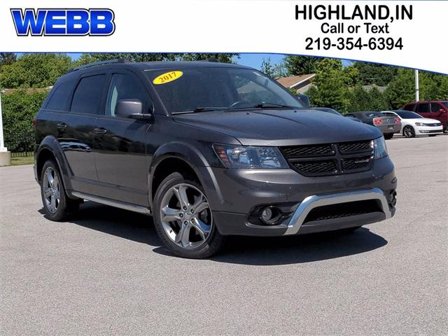 2017 Dodge Journey Vehicle Photo in Highland, IN 46322