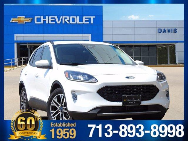 2020 Ford Escape Vehicle Photo in HOUSTON, TX 77054-4802