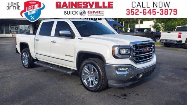 2017 GMC Sierra 1500 Vehicle Photo in GAINESVILLE, FL 32609-3647