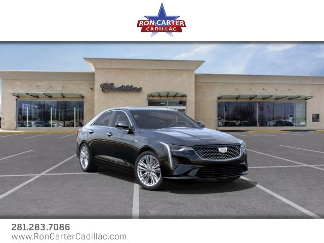 2021 Cadillac CT4 Vehicle Photo in Friendswood, TX 77546