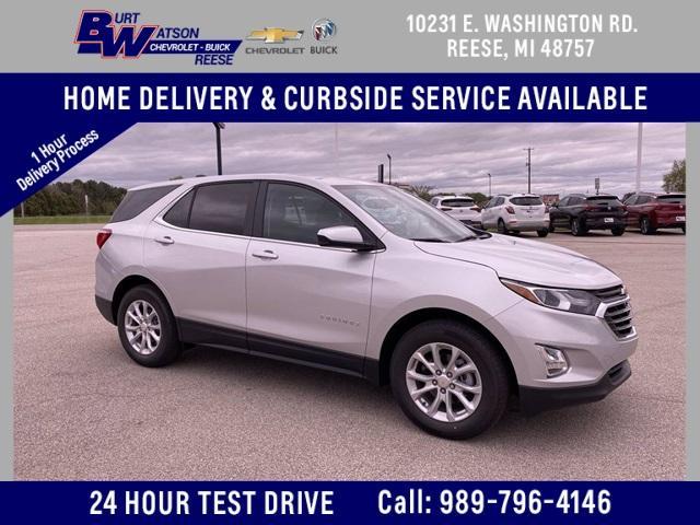 2021 Chevrolet Equinox Vehicle Photo in Reese, MI 48757