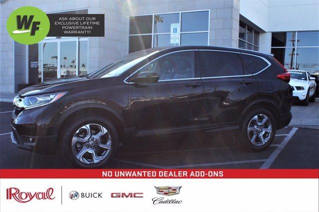 2018 Honda CR-V Vehicle Photo in Tucson, AZ 85705