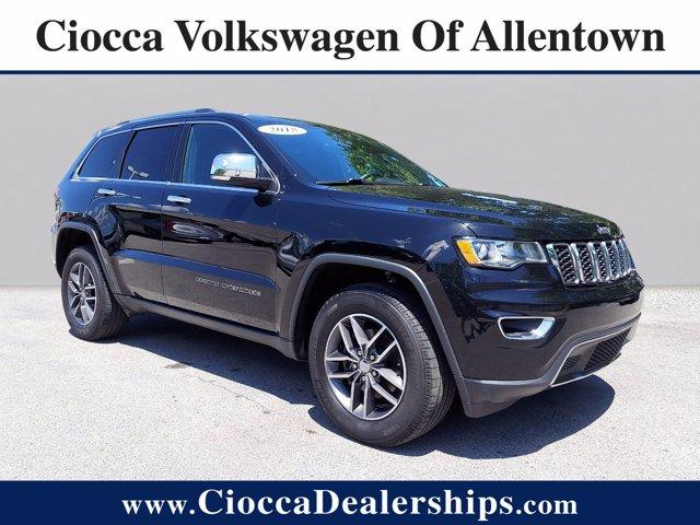 2018 Jeep Grand Cherokee Vehicle Photo in Allentown, PA 18103