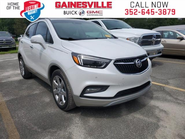 2017 Buick Encore Vehicle Photo in Gainesville, FL 32609