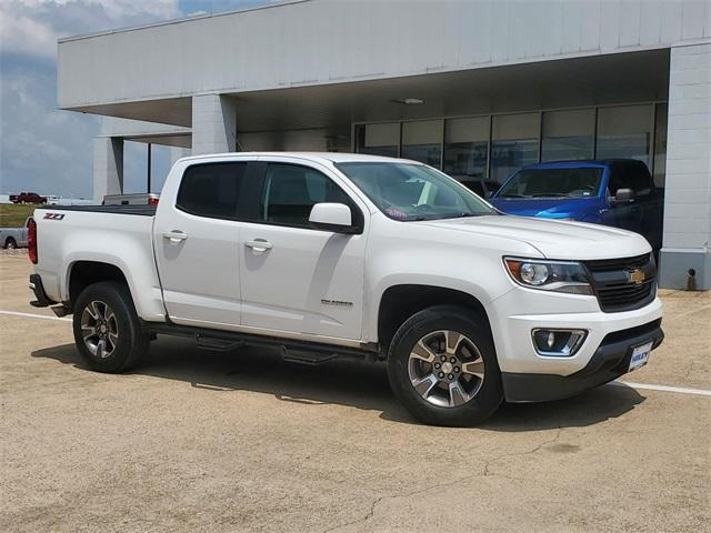 2016 Chevrolet Colorado Vehicle Photo in FORT WORTH, TX 76116-6648