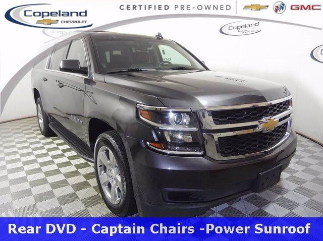 2018 Chevrolet Suburban Vehicle Photo in BROCKTON, MA 02301-7113