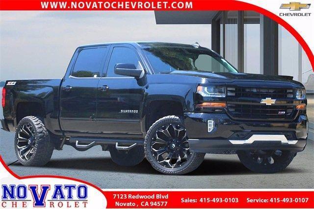 2016 Chevrolet Silverado 1500 Vehicle Photo in NOVATO, CA 94945-4102