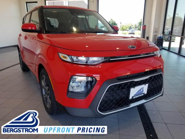2021 Kia Soul Vehicle Photo in Appleton, WI 54914