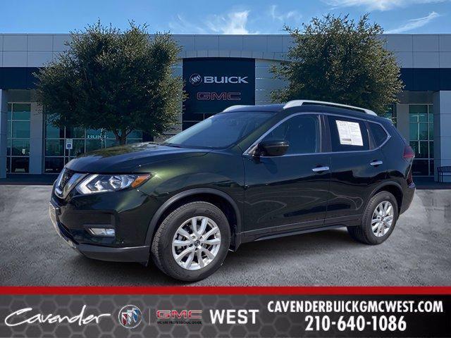 2019 Nissan Rogue Vehicle Photo in San Antonio, TX 78254