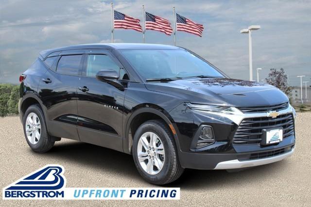 2020 Chevrolet Blazer Vehicle Photo in MADISON, WI 53713-3220