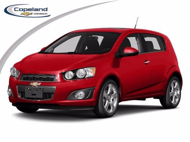 2014 Chevrolet Sonic Vehicle Photo in BROCKTON, MA 02301-7113