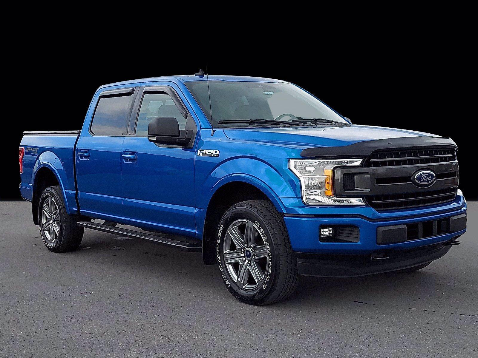 2019 Ford F-150 Vehicle Photo in Muncy, PA 17756