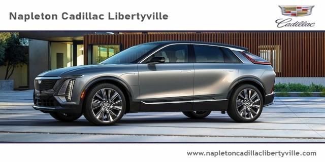 2023 Cadillac LYRIQ Vehicle Photo in Libertyville, IL 60048