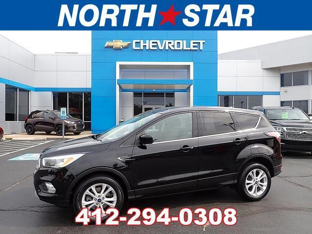 2017 Ford Escape Vehicle Photo in Moon Township, PA 15108