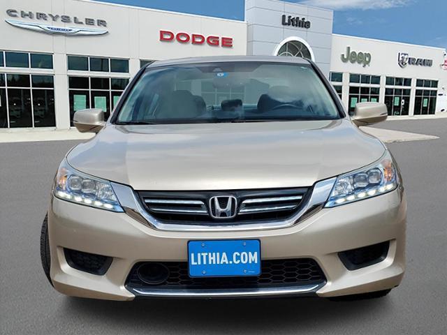 2014 Honda Accord Hybrid Vehicle Photo in Corpus Christi, TX 78411