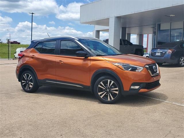 2019 Nissan Kicks Vehicle Photo in Fort Worth, TX 76116