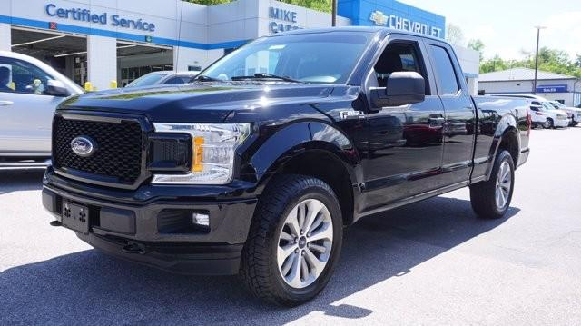 2018 Ford F-150 Vehicle Photo in Milford, OH 45150