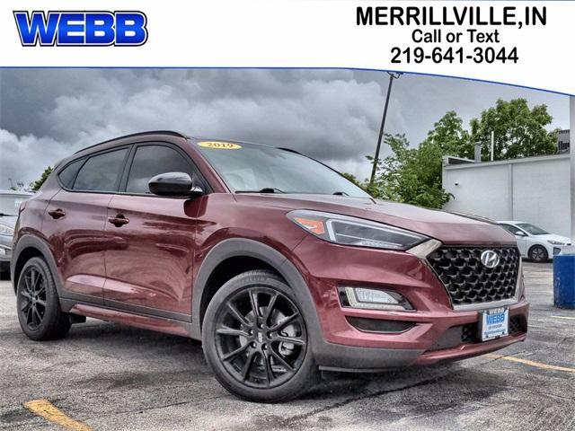 2019 Hyundai Tucson Vehicle Photo in Merrillville, IN 46410