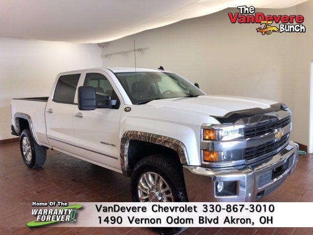 2015 Chevrolet Silverado 2500HD Vehicle Photo in AKRON, OH 44320-4088