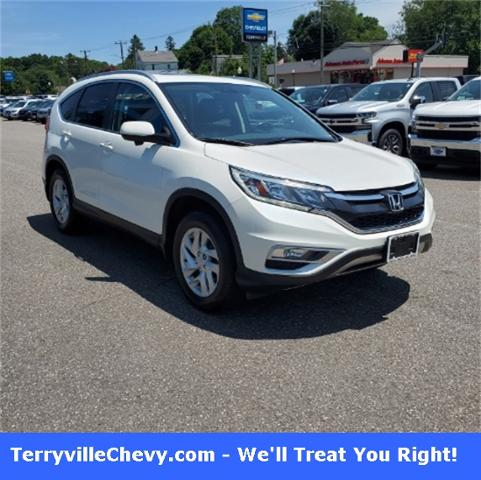 2016 Honda CR-V Vehicle Photo in Terryville, CT 06786